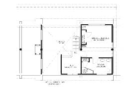 Little Pioneer Upper Floor Plan