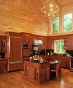 Kuhns Bros. Log Homes | Tilkemeier