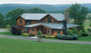 Kuhns Bros. Log Homes
