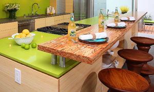 Earth-Friendly Countertop Options