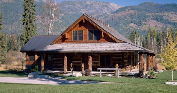 Georgia Log Cabin