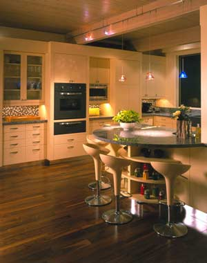 Log-Home Kitchen Designs | Modern and Classic