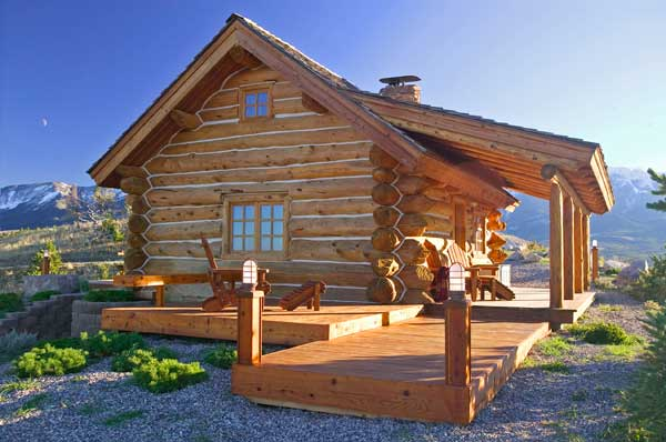 Favorite Small Log Cabins