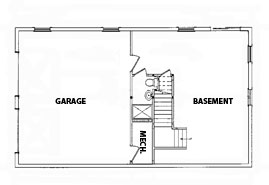 SML Lakefront Lower Level Plan
