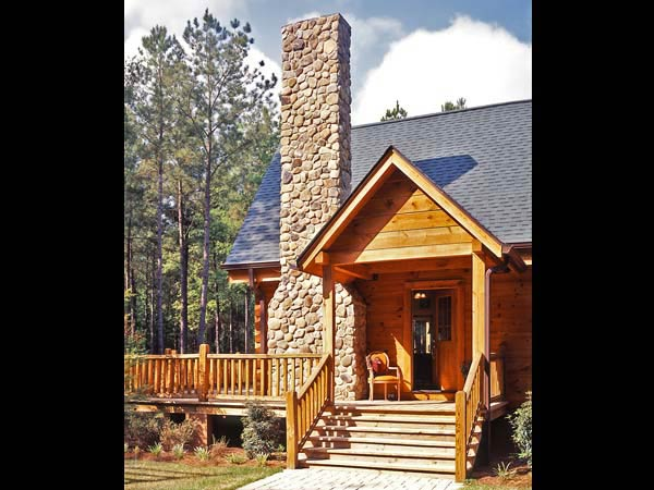 southland log home