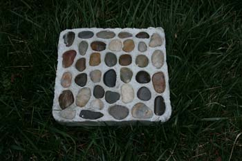 Handmade Decorative Stepping Stone
