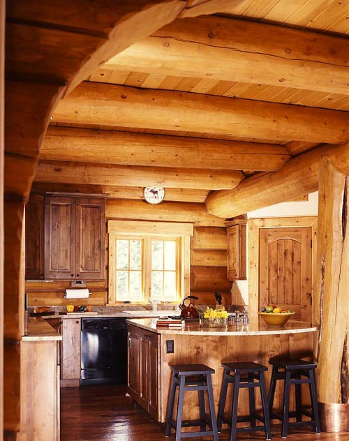 Country Cabin Kitchen