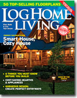 December 2006 Log Home Living