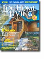 Log Home Living - May 2005