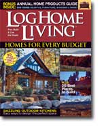 2005 June Log Home Living