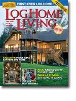 2006 March Log Home Living