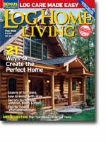 Log Home Living - May 2006