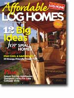 Log Home Design April 2006