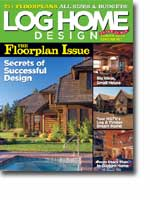 Log Home Design - June 2006