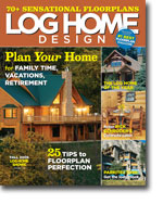 2006 October Log Home Design
