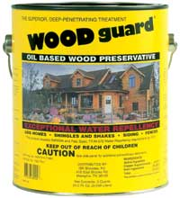 Woodguard preservative