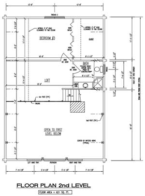 stock floor plan Kuhns Bros.