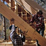 Advice for log home construction