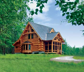 camp dancing bear, Beaver Creek Log Homes