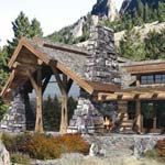 The Caribou | PrecisionCraft Log & Timber Homes