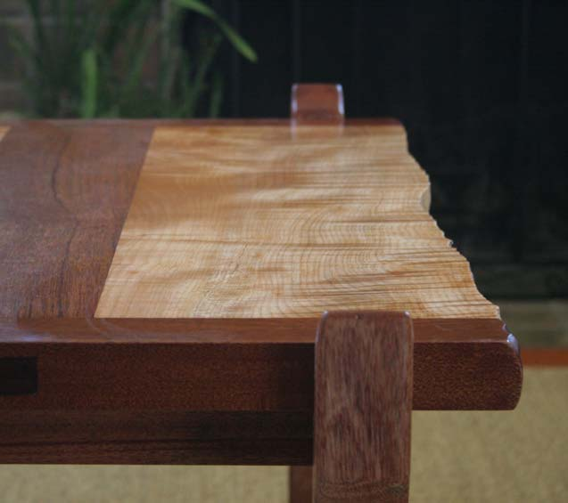 Voyage Coffee Table (Detail) | Cory Allen