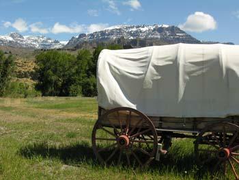 Covered Wagon | Copperleaf Wyoming
