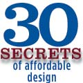 design secrets affordable