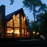 Wisconsin Log Home | Wisconsin Log Homes Photo