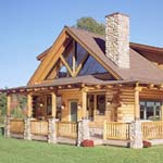 PrecisionCraft Log Homes | The Bond
