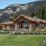 PrecisionCraft Log Homes | Wood River