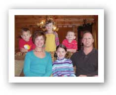 Log Home Diary - Meet the Hennigans from Log Home Design magazine