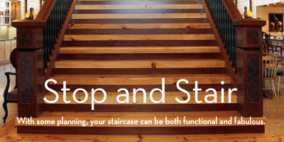 Stop and Stair