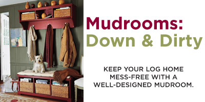 Mudrooms: Down & Dirty