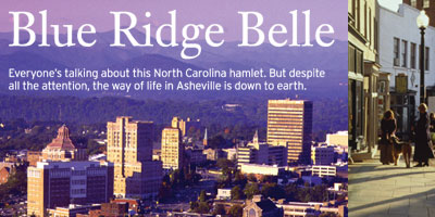Blue Ridge Belle