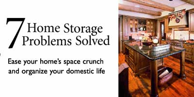 7 Home Storage Problems Solved