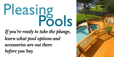 Pleasing Pools