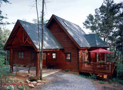 WITT by Barna Log Homes