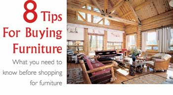 8 Tips for Buying Furniture