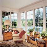 Family Room- FloortoCeiling Windows