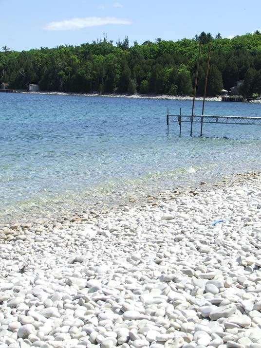 Schoolhouse Beach | Washington Island, Wisconsin