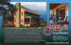 Stonemill Log Homes