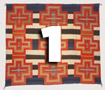 Southwestern style Navajo weaving quiz question 1 by Log Home Design