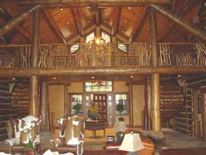 Teton View Interior