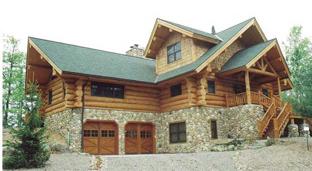 The Eagle's Nest - Exterior