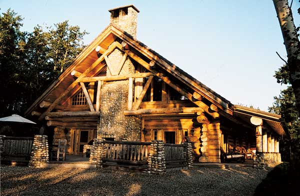 Moose Mountain Ranch exterior