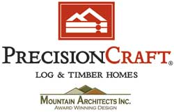 PrecisionCraft Log and Timber Homes