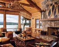 Carribou Creek Log Homes