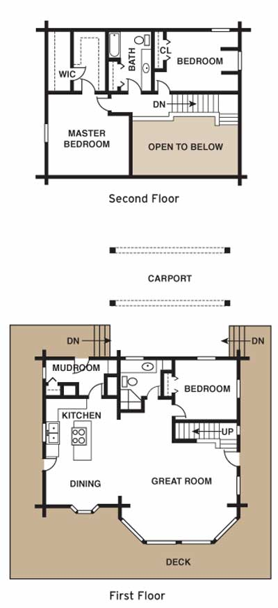 MLH - 050 Floorplan