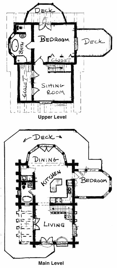 Eliza Floorplans