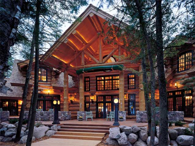 Great Lakes Lodge - Exterior